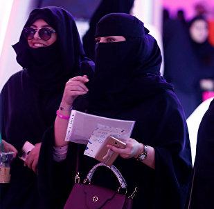 المرأة في السعودية