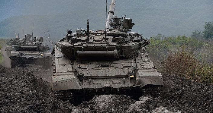 دبابات تي-90