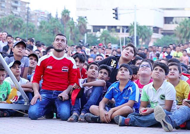 الجمهور السوري
