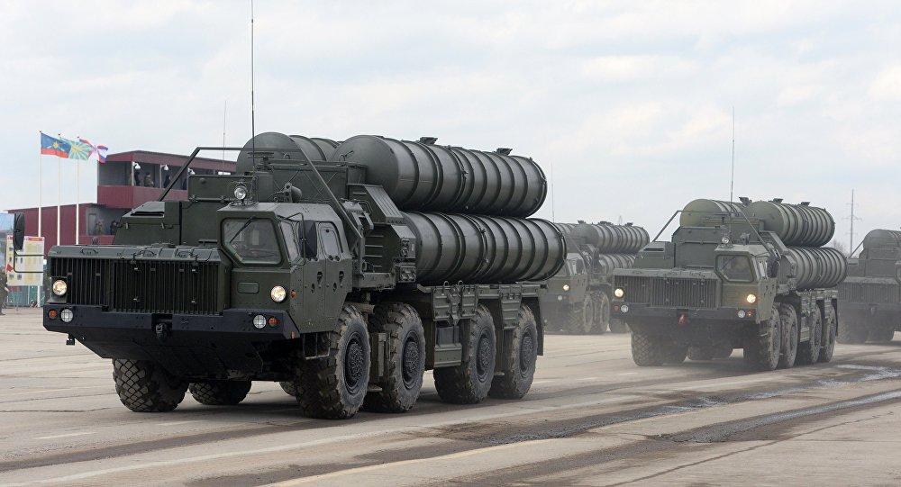منظومات صواريخ إس-400