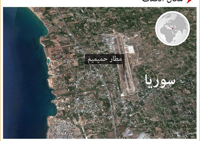تحطم طائرة روسية سو-24 في سوريا ومقتل طاقمها