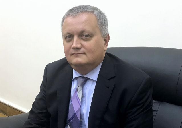 مدير قسم أميركا الشمالية في وزارة الخارجية الروسية غيورغي بوريسينكو