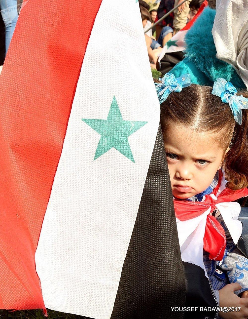 حلم السوريون تحقق رغم الخسارة