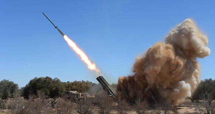راجمة صواريخ أوراغان