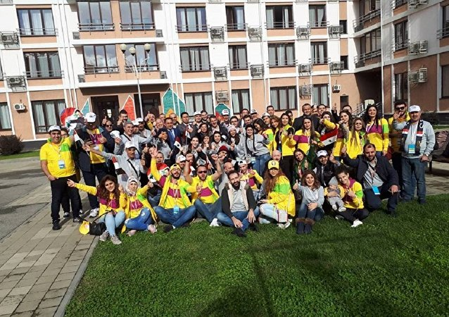 مهرجان سوتشي الطلابي