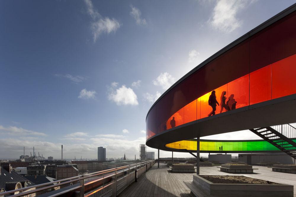 صورة لمتحف آروس آرهوس متحف الفن في الدنمارك للمصور، ديفيد بورلاند، المتأهل للنهائي في فئة قيد الاستخدام بيلدينغز إن يوز