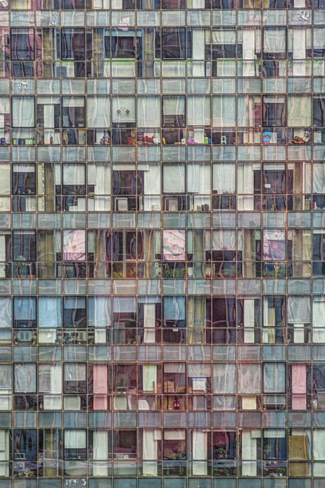 صورة مبنى مكاتب في بكين للمصور، توم ستال، المتأهل للنهائي في فئة مباني قيد الاستخدام بيلدينغز إن يوز
