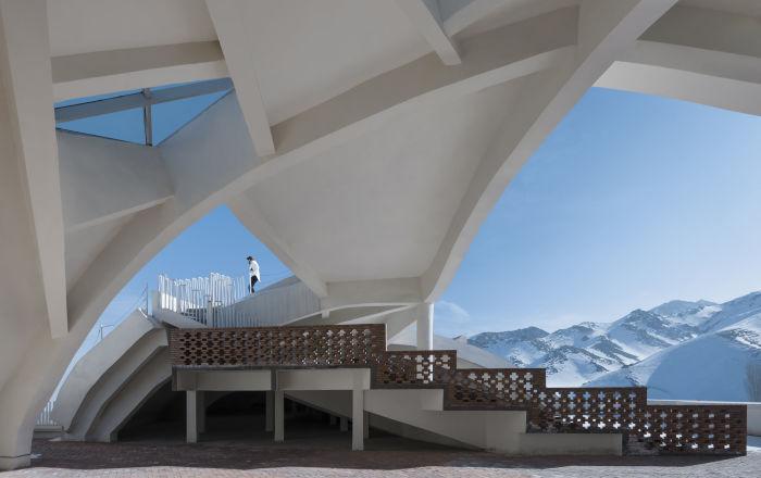 صورة متحف دونغ جوانغ في الصين للمصور، ياو لي، الدور النهائي في فئة التصميم الداخلي