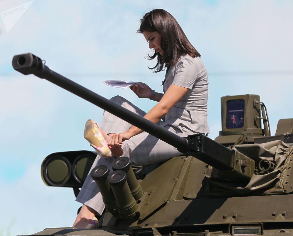 منتدىالتكنولوجيا وصناعة الآلات العسكرية-2010 في مدينة جوكوفسكي، مقاطعة موسكو، روسيا