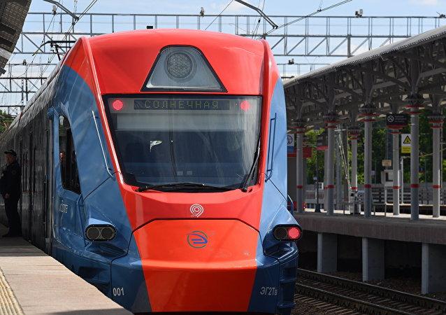 قطار إيفولغا