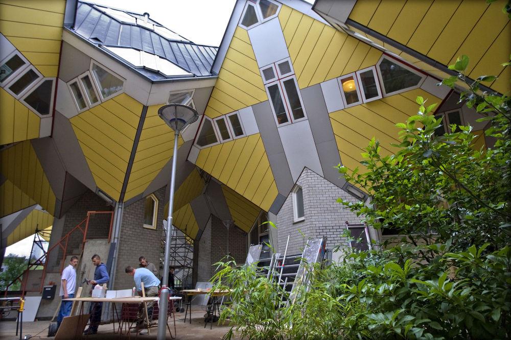 نزل للشباب Stayokay  في روتردام، هولندا