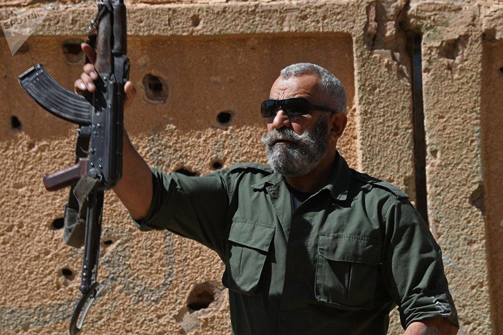 قائد العمليات في دير الزور، عصام زهر الدين