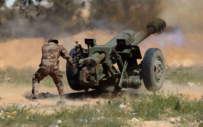 مدفع شهير يعود لخدمة جيوش عربية