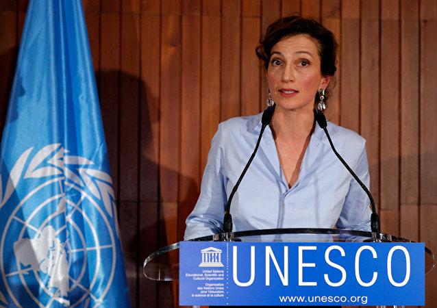 مدير منظمة اليونسكو أودري أزولاي