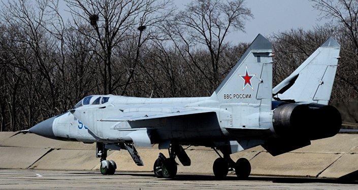 المقاتلة الاعتراضية ميغ-31بي إم