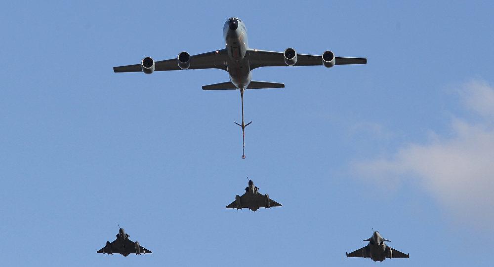 طيران حربي في سماء ليبيا(أرشيفية)