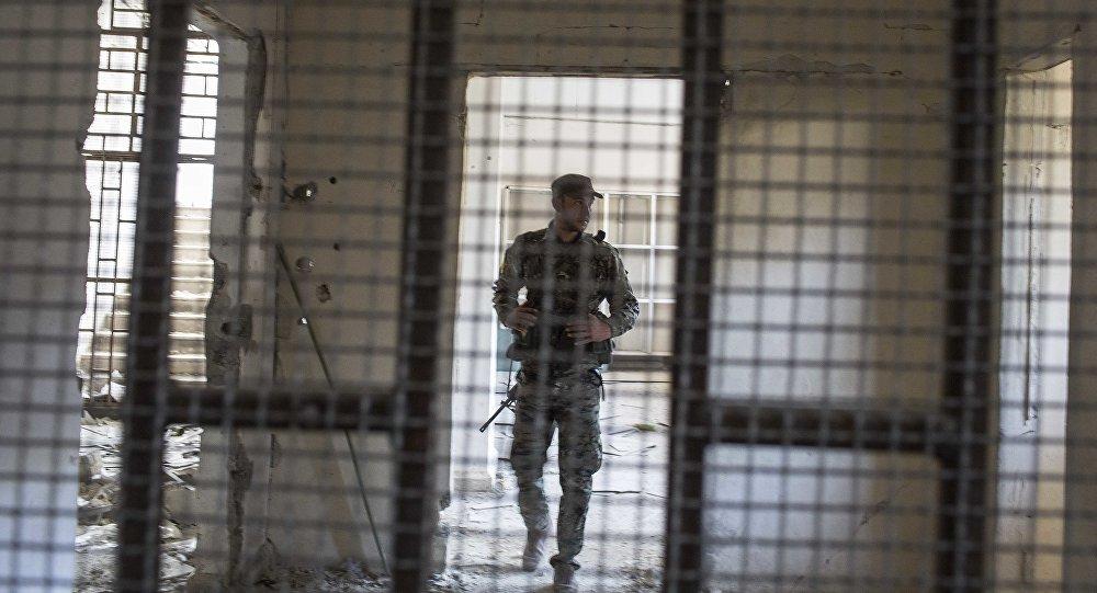 نتيجة بحث الصور عن داعش سجن العراق