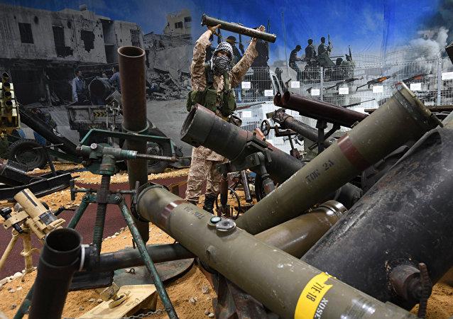 أسلحة داعش في سوريا