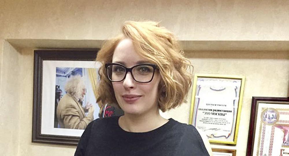 الاعتداء على الصحفية في إذاعة صدى موسكو (إيخا موسكفي)، تاتيانا فلغنهاور