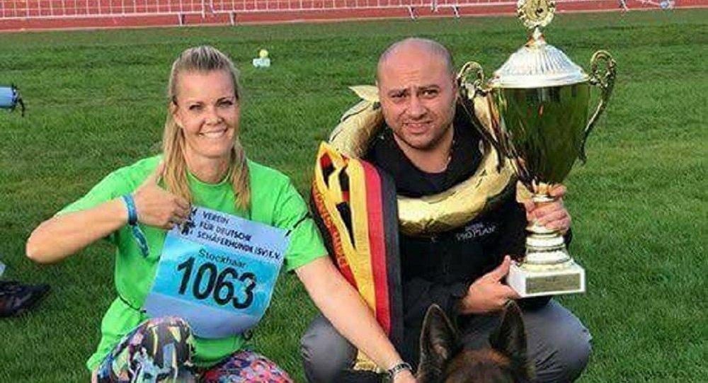 فوز مصري ببطولة العالم في تربية الكلاب الألمانية جيرمان شيبرد
