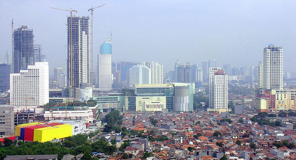 عاصمة أندونيسيا