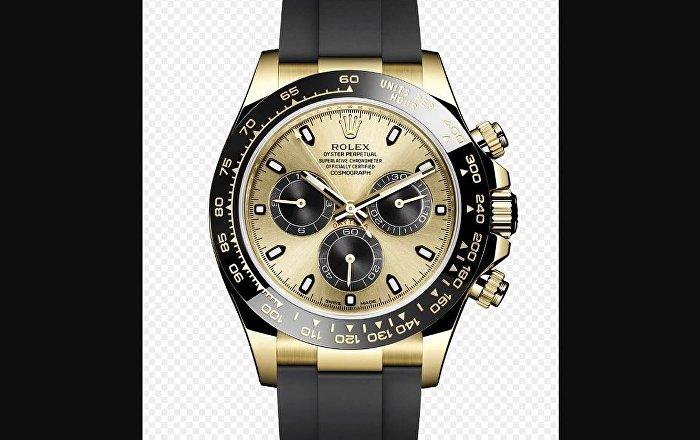 71f2192e8 مجهول يشتري أغلى ساعة
