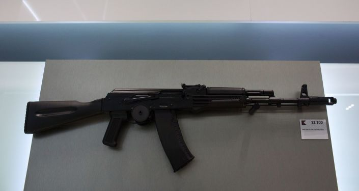 رشاش كلاشنيكوف أ كا-74