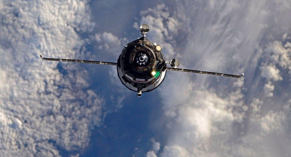 مركبة الشحن الفضائية بروغريس- إم إس-07