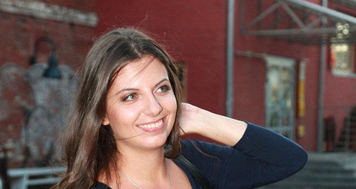 رئيسة تحرير آر تي و سبوتنيك، مارغريتا سيمونيان