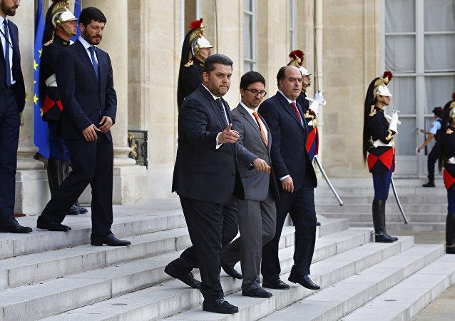 نائب رئيس البرلمان فريدي جيفارا