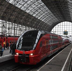 قطارات روسيا