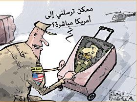 مروحيات أمريكية تنقل قياديين دواعش من الميادين السورية