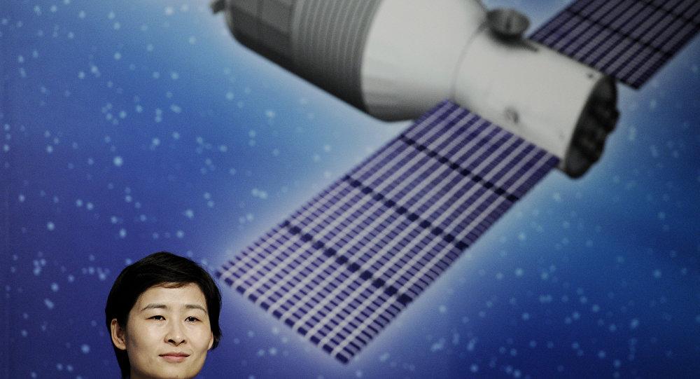محطة الفضاء الصينية