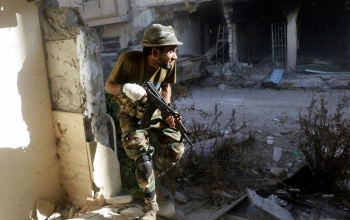 الجيش-الليبي-ينفي-سيطرة-مليشيات-مسلحة-لحكومة-الوفاق-على-مدينة-غريان-الليبية