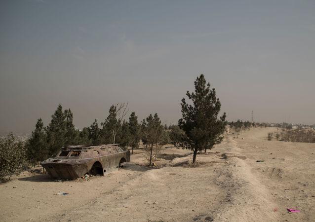 الحياة اليومية في أفغانستان - كابول