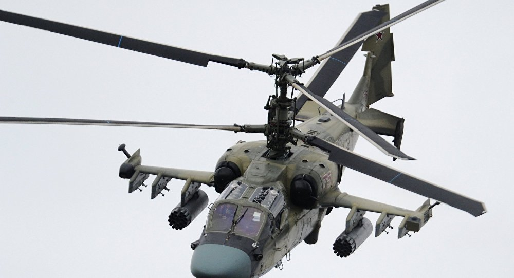 مروحية كا-52