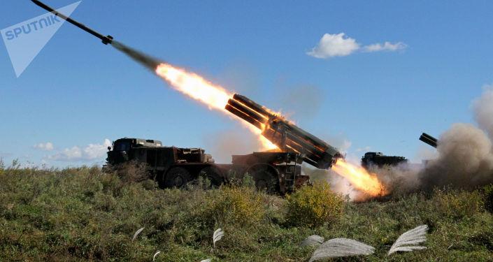 راجمة صواريخ