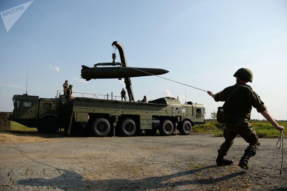 نظام الصواريخ التكتيكي إسكندر أم