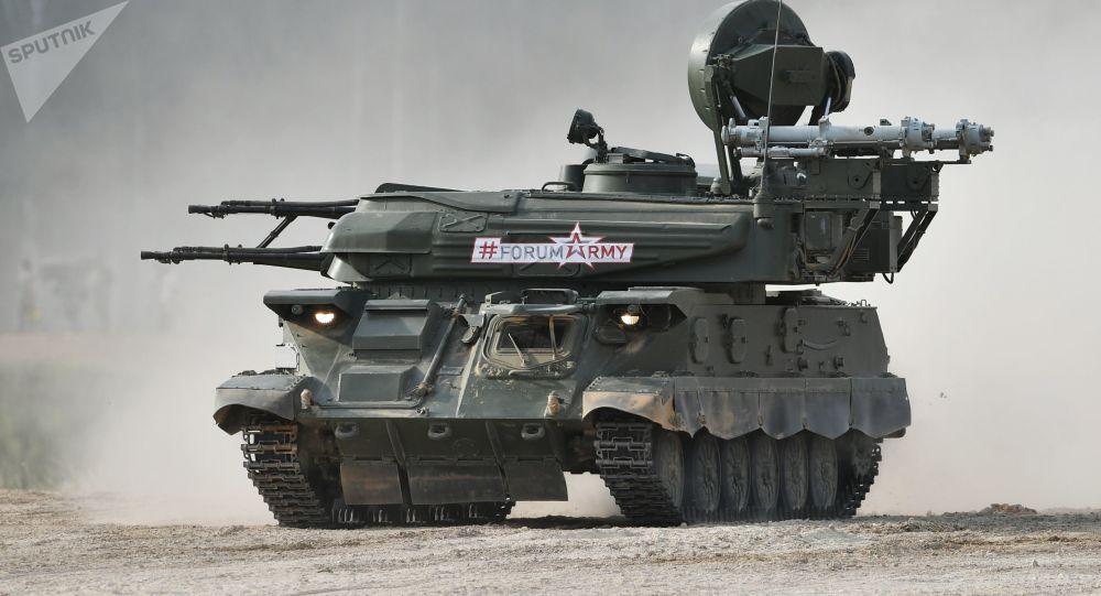 آلية شيلكا للدفاع ضد الطائرات