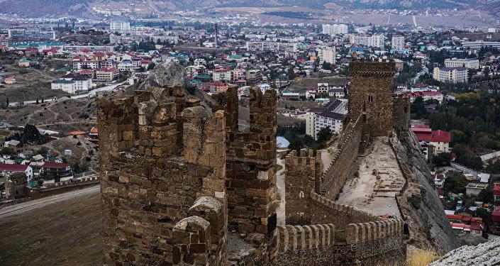 قلعة في القرم
