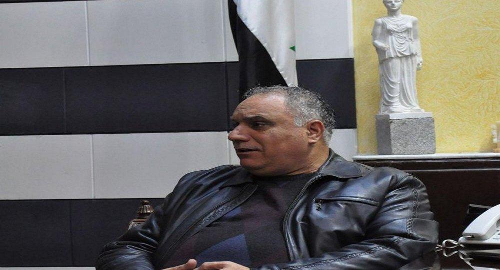 محافظ حمص طلال البرازي