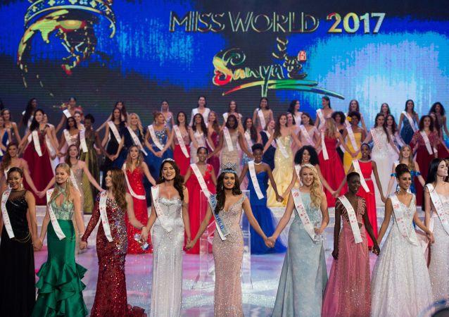 مسابقة ملكة جمال العالم 2017 في جزيرة هاينان في الصين