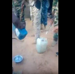 ضباط من السودان