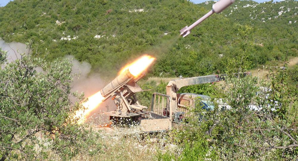 السلاح الفتاك الذي أرعب داعش خلال معركة البوكمال