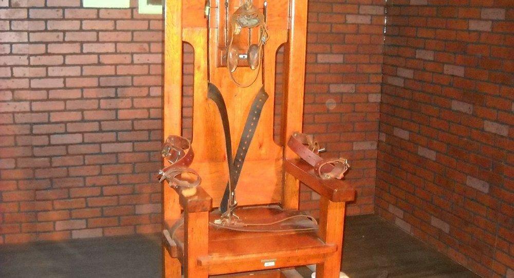الكرسي الكهربائي