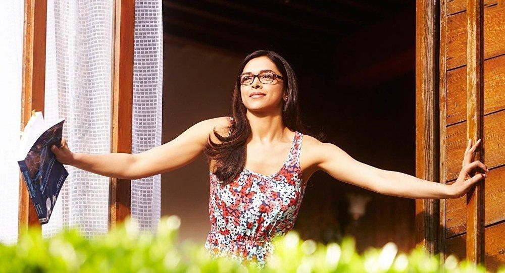 الممثلة الهندية ديبيكا بادوكون
