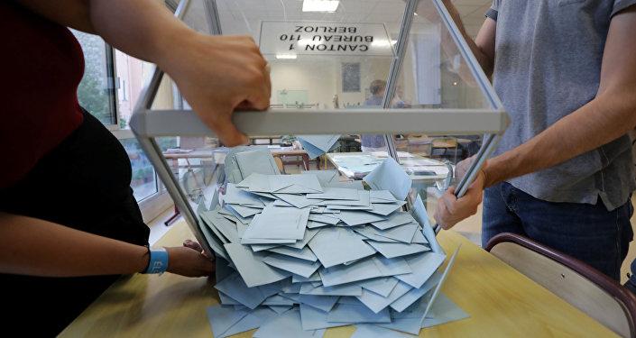 انتخابات و صناديق اقتراع