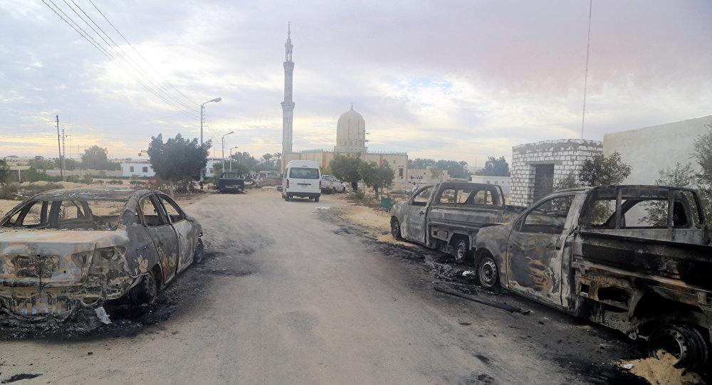 31269853075c1 موسوعة اخبار العراق  كاتب  الهجوم الإرهابي في سيناء هو الأعنف في ...