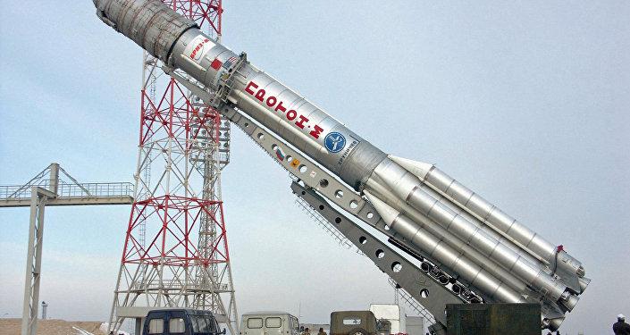 قاعدة الصواريخ الفضائية في كازاخستان
