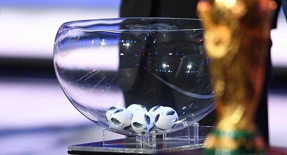 قرعة كأس العالم في روسيا 2018